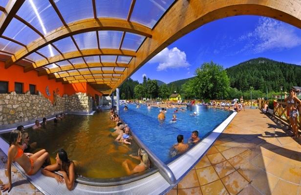 Aqua-vital Park & Kúpele Lúčky