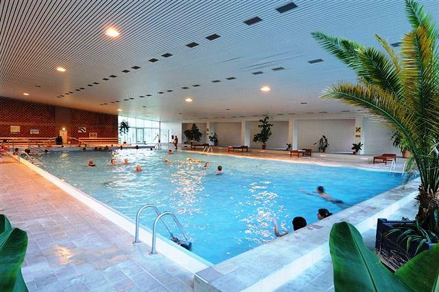 Krytý termálny bazén, Hotel Máj Liptovský Ján