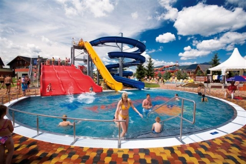 Aquapark podhájska cennik
