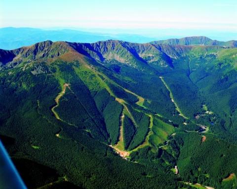 Národný park Nízke Tatry