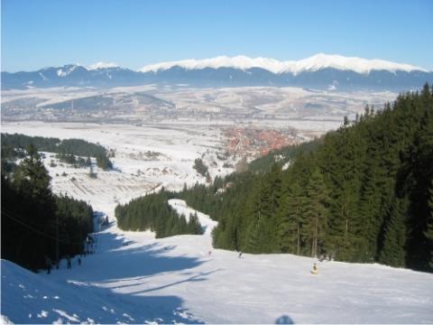 Lyžiarske stredisko Opalisko, Závažná Poruba
