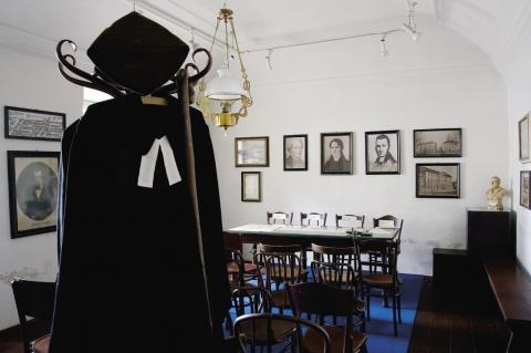 Expozícia Tatrín a Žiadosti slovenského národa, interiér