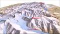 Zaľadnenie Žiarskej doliny pred 20 000 rokmi, posledná doba ľadová