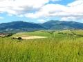 Výhľad z vrcholu Háj-Nicovô