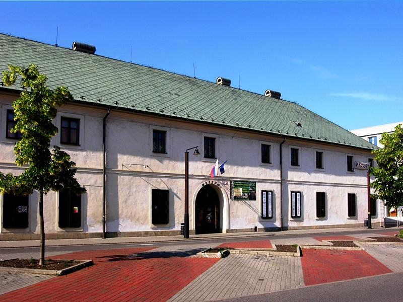 Liptovské múzeum NKP Čierny orol