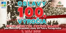 Oslavy 100. výročia