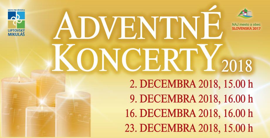 Adventné koncerty