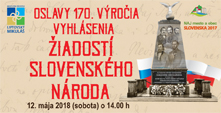Žiadosti slovenského národa