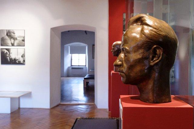 Galéria Kolomana Sokola - interiér