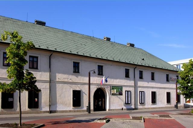 Budova NKP Čierny orol