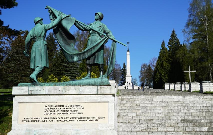 pamätník Háj Nicovô