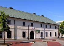 Liptovské múzeum - NKP Čierny orol