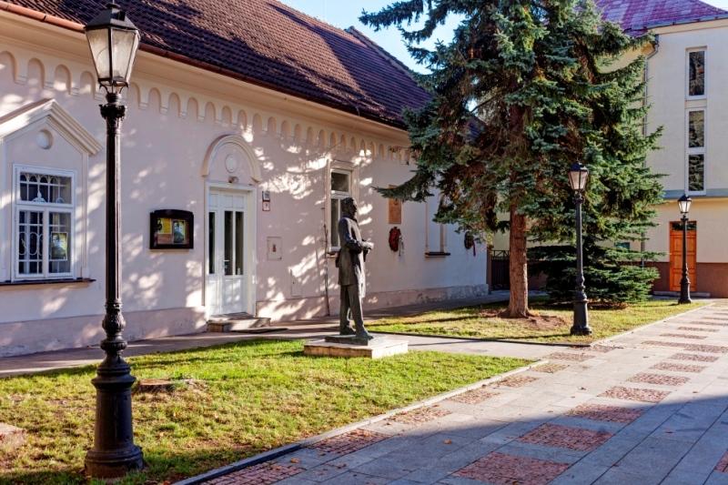 Expozícia Tatrín a Žiadosti slovenského národa