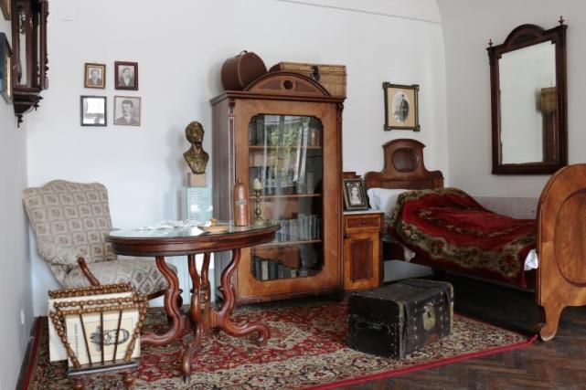 Izba Janka Kráľa v Múzeu Janka Kráľa