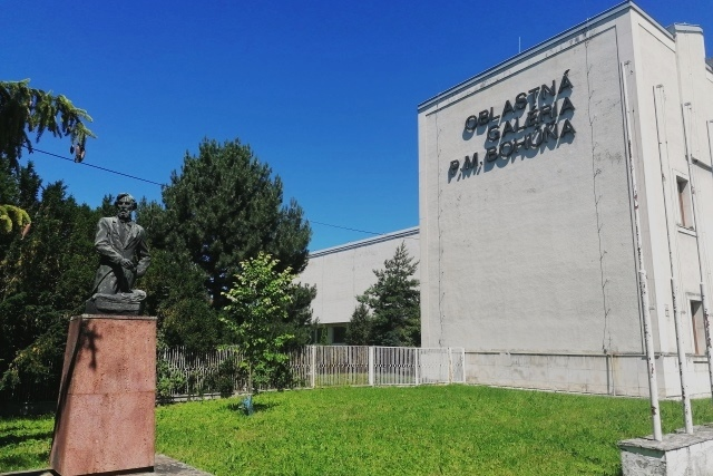 Liptovská galéria P. M. Bohúňa