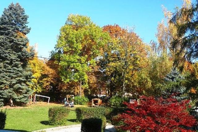 Galerijná záhrada