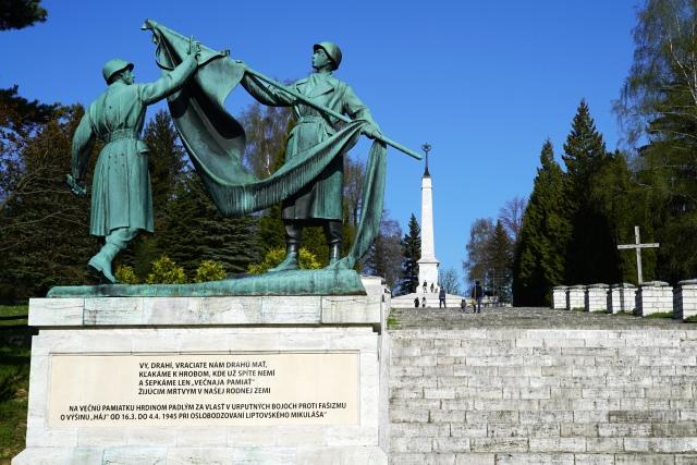 pamätník Haj-Nicovô