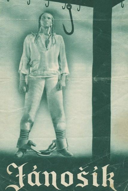 Jánošík - film z roku 1935