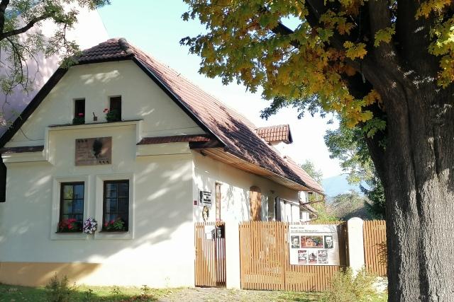 Rodný dom súrodencov Rázusovcov