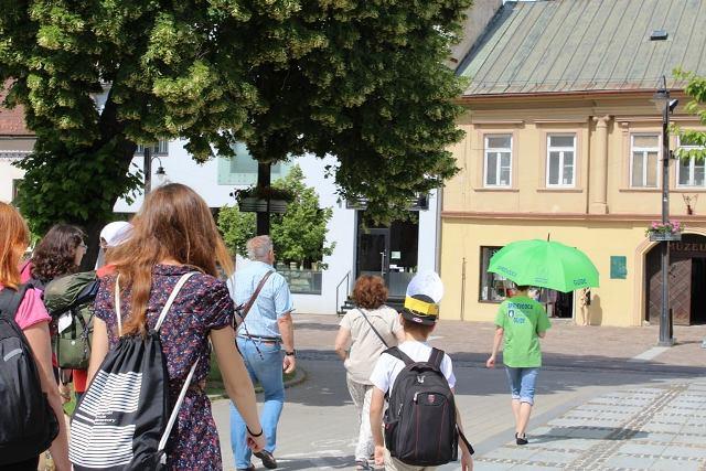 Sprievodcovská služba - Jánošíkova cesta