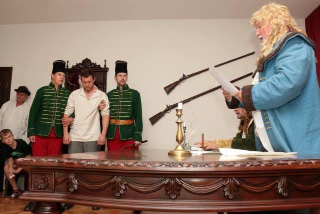 Program Nechaj sa zlapať v Múzeu Janka Kráľa