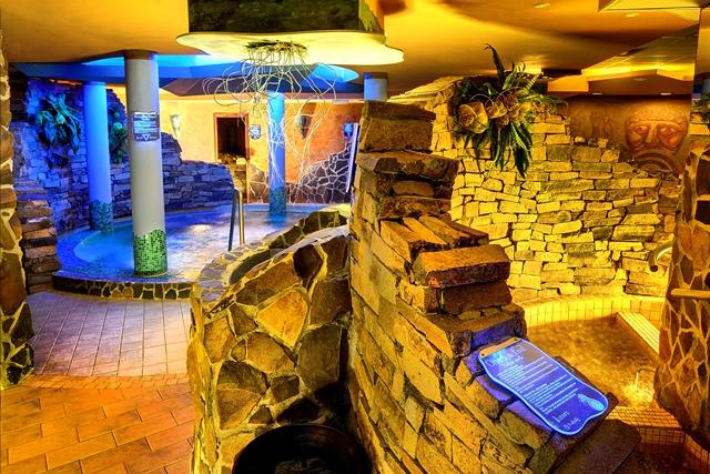 Aquapark Tatralandia - Keltský saunový svet