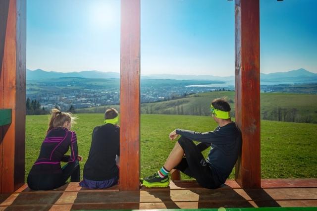Výhľad z Hája-Nicovô