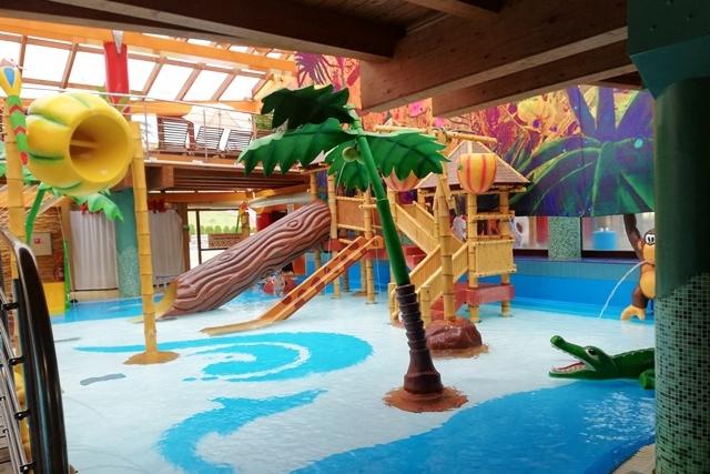 Aquapark Tatralandia - detský bazén