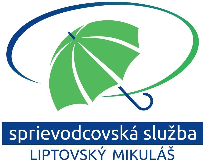 Logo sprievodcovských služieb