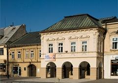 Budova Múzea Janka Kráľa
