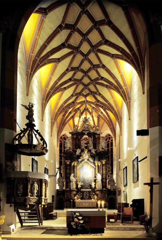 Kostol sv. Petra z Alkantary