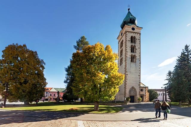 Kostol sv. Mikuláša na Námestí osloboditeľov