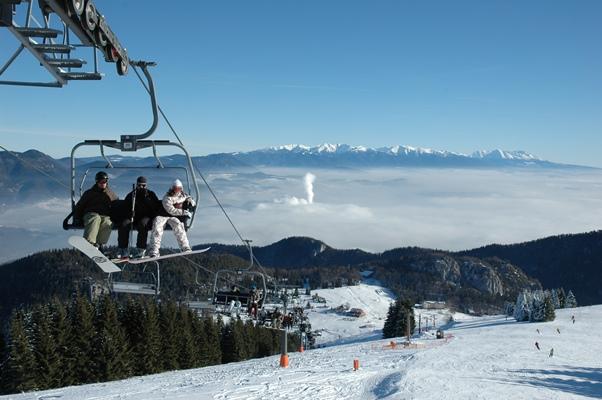 Lyžiarske stredisko Ski Park Ružomberok