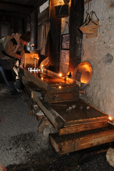 expozícia Podzemie pod vežami, Liptovský Ján