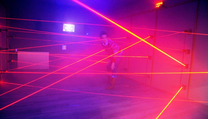 Laser Aréna