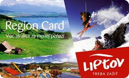 LIPTOV REGION CARD for FREE!