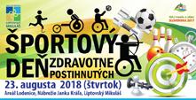Športový deň zdravotne postihnutých