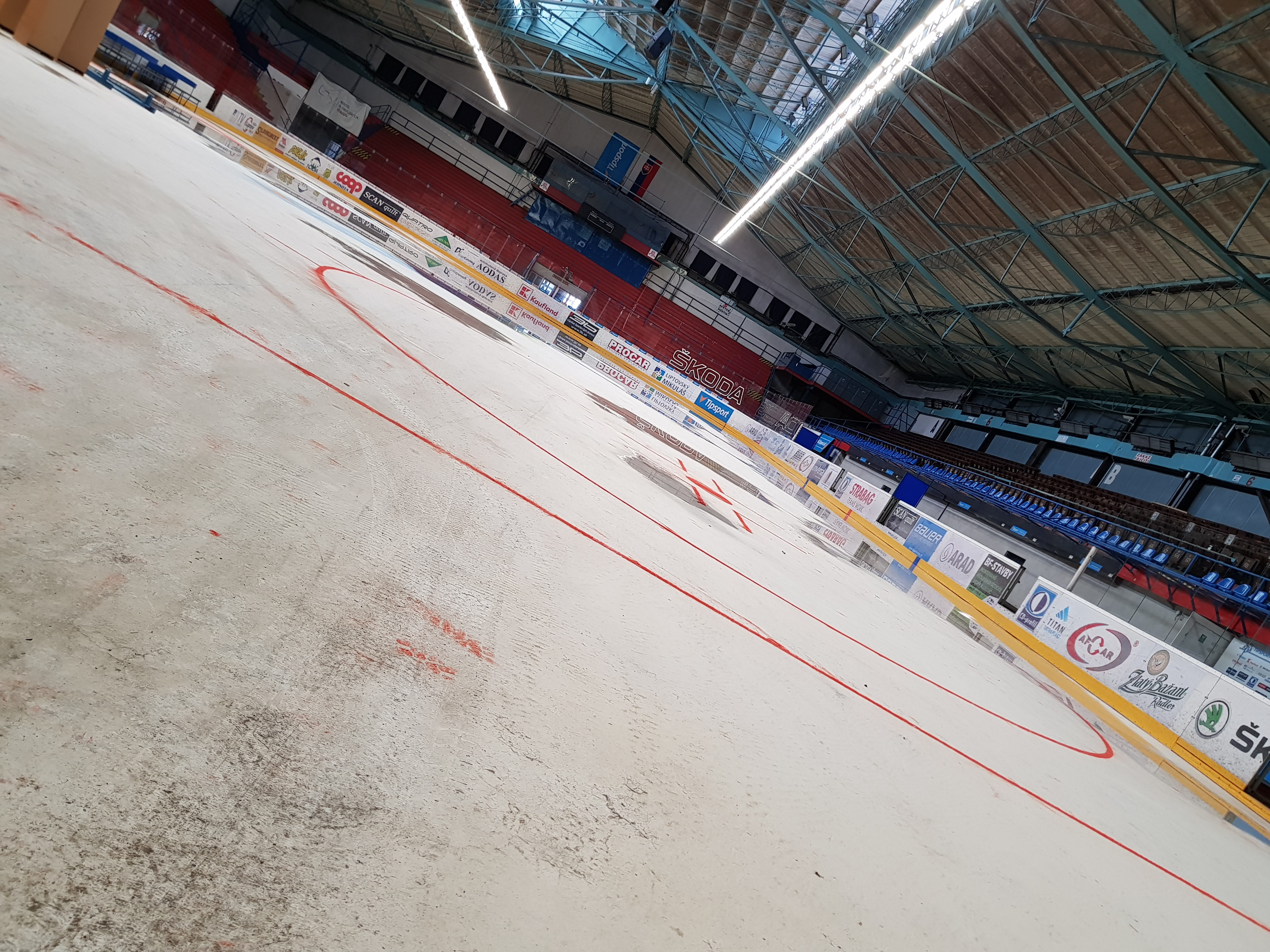Po polstoročí zrekonštruujeme zimný štadión