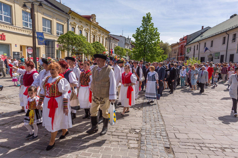 V centre mesta sme si pripomenuli storočnicu Mikulášskeho prvého mája