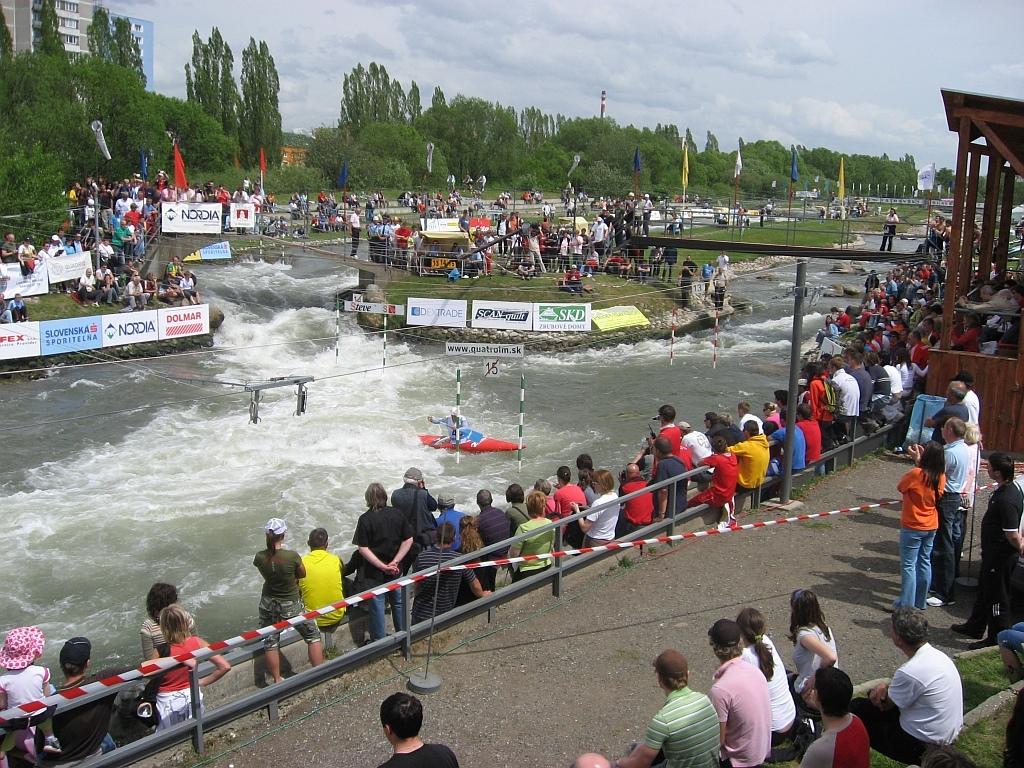 Cena mesta pre kolektív Kanoe Tatra Klub
