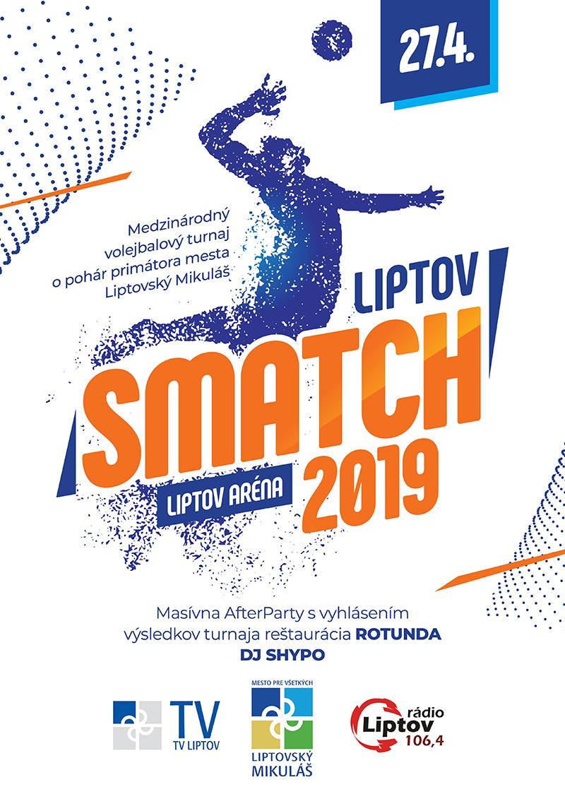Liptov Smatch 2019 - medzinárodný volejbalový turnaj sa uskutoční už túto sobotu v Liptovskom Mikuláši