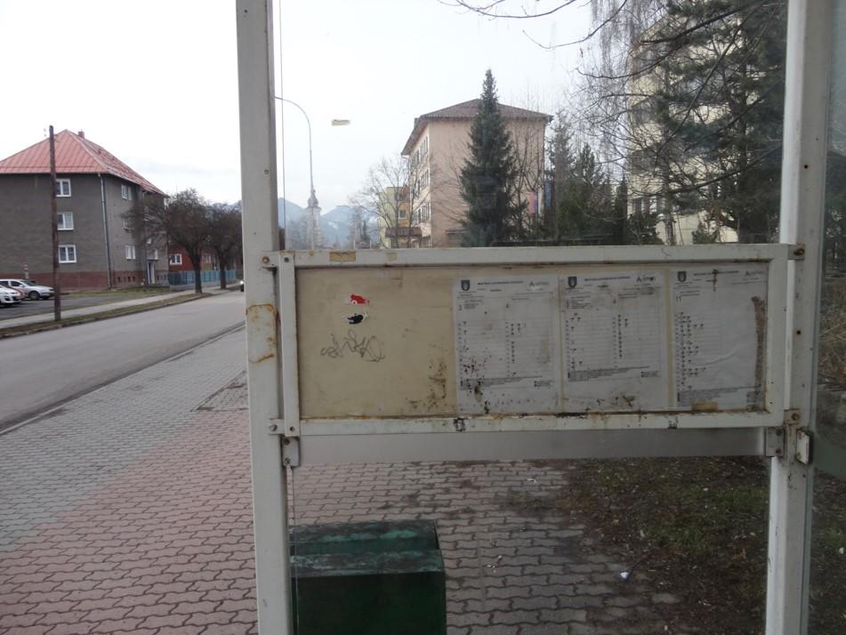 Do leta plánujeme opraviť prístrešky na autobusových zastávkach