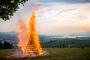 Na Háji-Nicovô horela Vatra zvrchovanosti