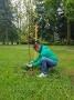 Inteligentné riešenie: Ochraňujeme stromy pred kosačkou