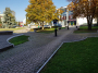Revitalizovaný park za knižnicou ponúka Čitáreň pod gaštanmi