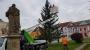 Vianočný stromček už zdobí centrum mesta