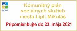 Komunitný plán sociálnych služieb
