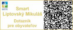 Smart Liptovský Mikuláš - obyvatelia