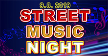 Street Music Night 2019