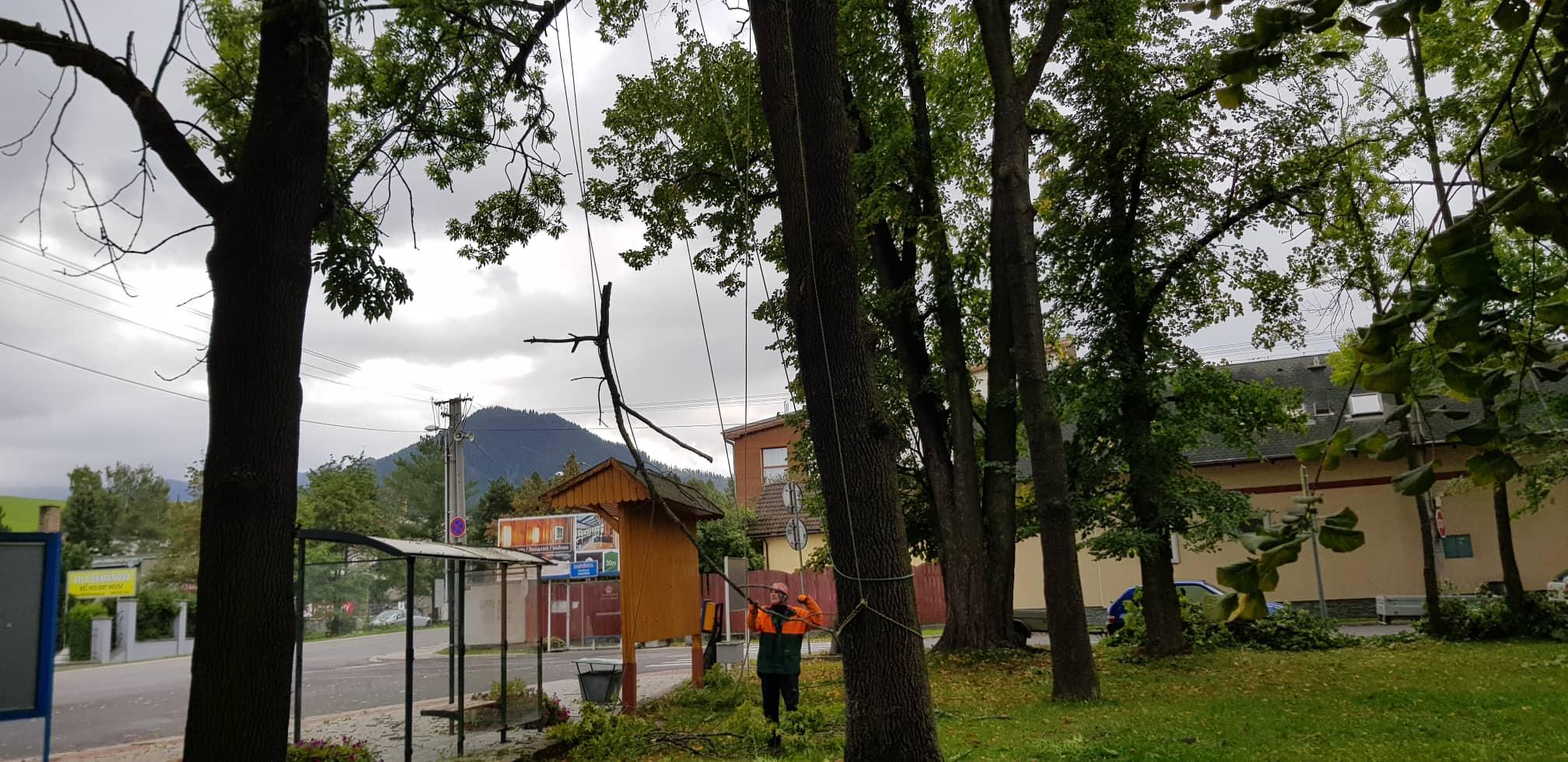 Park v Demänovej bude bezpečnejší a estetickejší